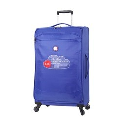 Mods Global Lightweight trolley 4 hjul 70 cm blå