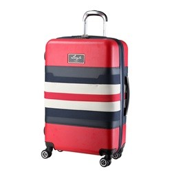 Mods-luggage BAND ABS trolley 60,5 cm - rød