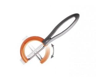 Moha Reverso skalrivejern grå/orange