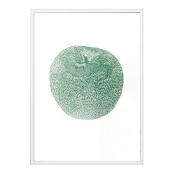 Monika Petersen Apple Green Plakat