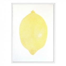 Monika Petersen Lemon Yellow Plakat