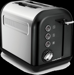 Morphy Richards Accents 2-slice Black