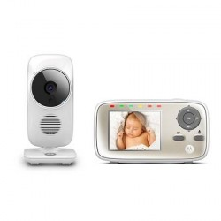Motorola MBP483 Video