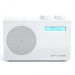 Muse DAB-radio - M-100 DW - Hvid