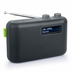 Muse DAB-radio - M-108 - Sort