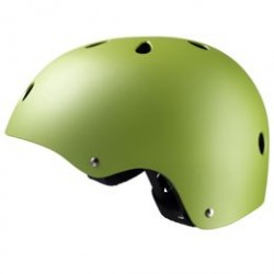 Mustang cykelhjelm til voksne - Armygrøn - M