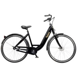Mustang Shopper Electric elcykel - Black