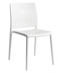 Muubs - Fame-S Spisebordsstol - Hvid