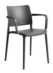 Muubs - Joy-K Spisebordsstol m/armlæn