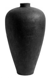 MUUBS Luna Krukke Sort 100x52 cm