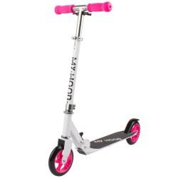 My Hood løbehjul - 145 - Hvid/pink