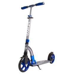 My Hood løbehjul - Curve - Grå/blå
