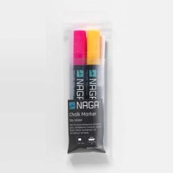 Naga marker penne (orange/pink/4,5 mm)