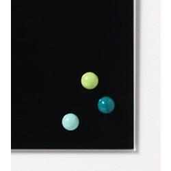 NAGA super stærke runde magneter DOT - ass. farver