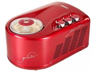 Nemox Gelato Pro 1700 Up ismaskine rød 1,7 liter