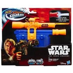 Nerf Star Wars Super Soaker Solo Blaster