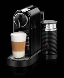 Nespresso Citiz & Milk Black D122BK