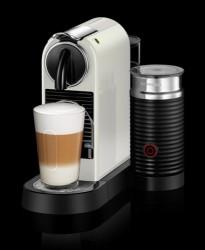 Nespresso Citiz & Milk White