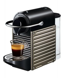 Nespresso Pixie Electric Titan - C60