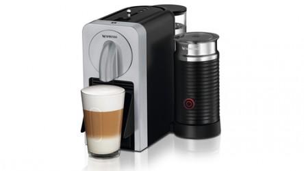 Nespresso Prodigio&Milk Silver