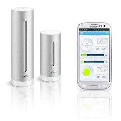 Netatmo vejrstation til iPhone, Android eller tablet