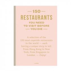 New Mags 150 Restaurants Bog