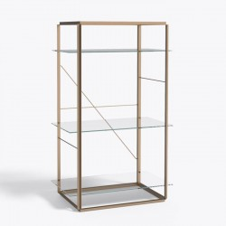 New works - Reol - Florence shelf gold (medium)