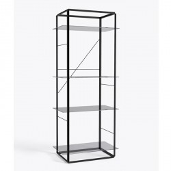 New works - Reol - florence shelf (large) - Sort