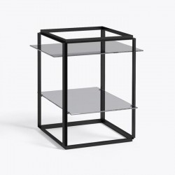 New works - Side table - Florence shelf, sort