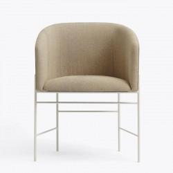 New works - Spisebordsstol - Covent dining chair (sand farvet)