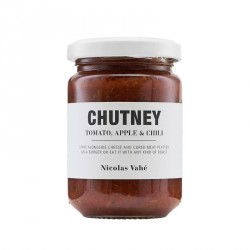 Nicolas Vahé Chutney Tomat, Æble & Chili