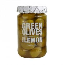Nicolas Vahé Grønne Oliven
