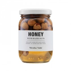 Nicolas Vahé Hazelnuts in honey