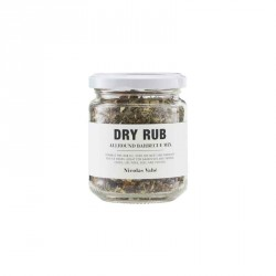 Nicolas vahe dry rub, allround barbecue mix