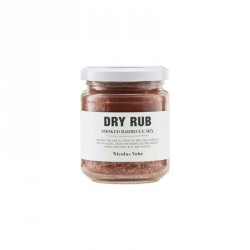 Nicolas vahe dry rub, smoked barbecue mix