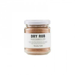 Nicolas vahe dry rub, sweet barbecue mix