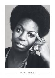 Nina Simone - Plakat