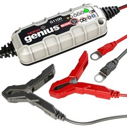 Noco Genius G1100 batterioplader til 6V og 12V 1100mA