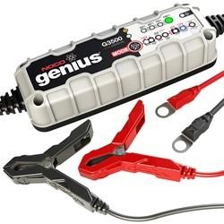 Noco Genius G3500 batterioplader til 6V og 12V 3500mA