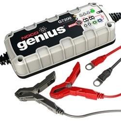 Noco Genius G7200 batterioplader til 12V og 24V 7200mA