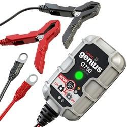 Noco Genius G750 batterioplader til 6V og 12V 750mA