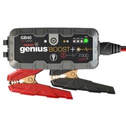 Noco Genius GB40 Boost - Jump start til 12V blybatterier