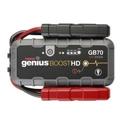 Noco Genius GB70 Boost HD - Jump start til 12V blybatterier