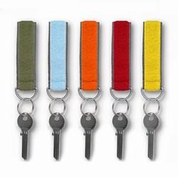 Nøgleringe til Clote nøgleholder - multi
