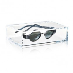 Nomess Clear Box With Lid M