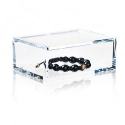 Nomess Clear Box With Lid Mini