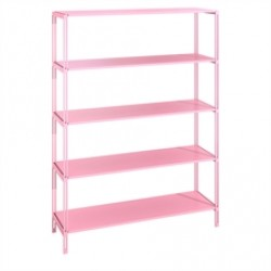 Nomess Space reol system - Medium 120 Pink