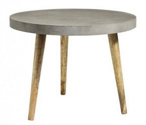 Nordal betong spisebord - Rundt