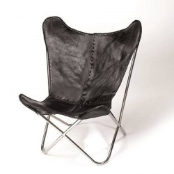 Nordal Butterfly chair - Sort