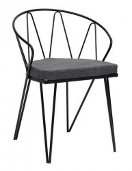Nordal Classic stol med sædehynde